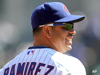 Aramis Ramirez and Cubs fans will both easily move on