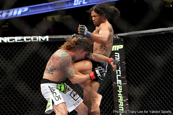 Henderson and Guida put on absolute show at UFC on Fox, 'Bendo' locks up title shot