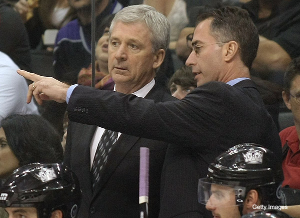 Kings fire Terry Murray; ex-Flyers coach Stevens interim boss