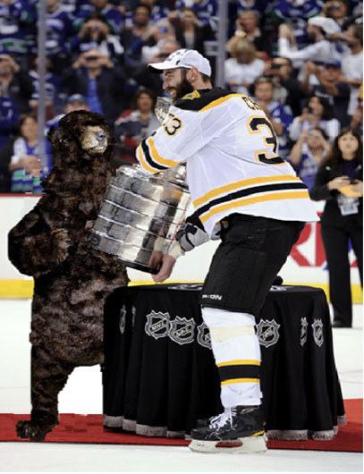 Gallery: Puck Daddy's Boston Bruins Bear Cup Celebration Contest