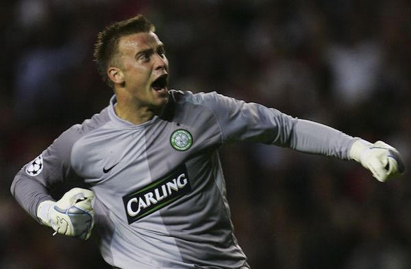 Artur Boruc?s Friday Rage List
