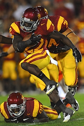 Game Day Keys: USC ground game is in the hands of the littlest Trojan
