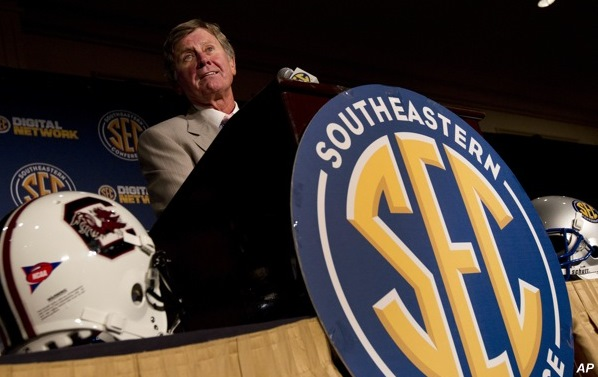 Spurrier is feeling like his old self after successful 2010