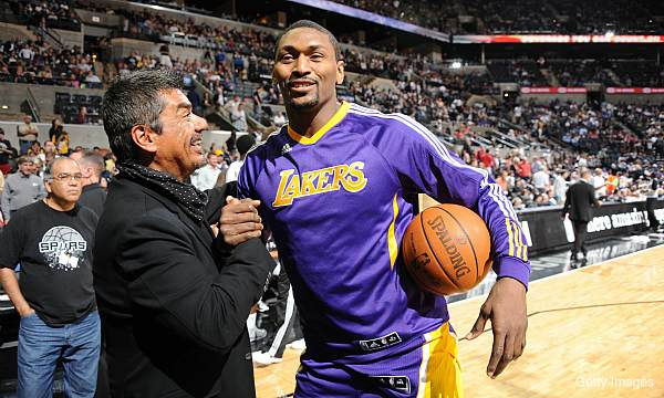 Ron Artest's new number explained via numerology