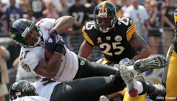Ravens beat Steelers decisively, set the tone in the AFC North early on