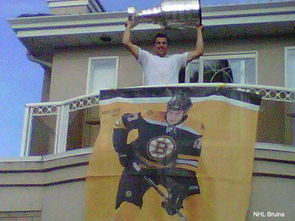 Chronicles of Stanley: Recchi Cup tattoo; Lucic tops Vancouver