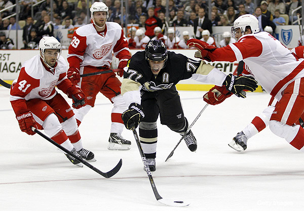 A sports wagering look at the 2011-12 NHL point standings