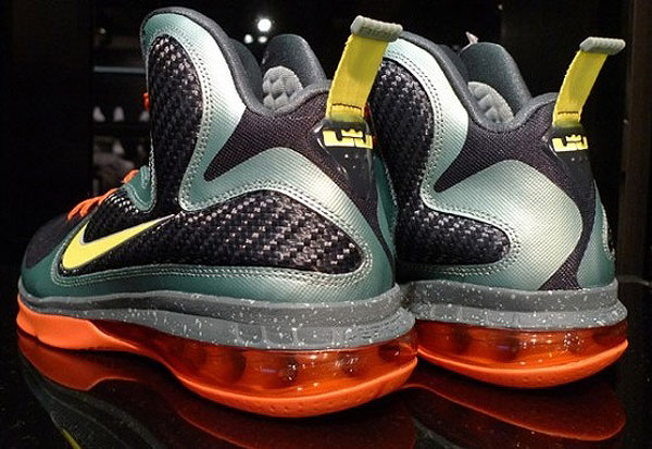 LeBron James' new Air Force-themed shoes