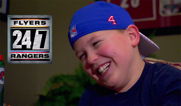 HBO 24/7 Flyers Rangers Ep. 2 review: Typical Montreal