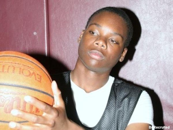 Hillcrest basketball guard Ryan Royall