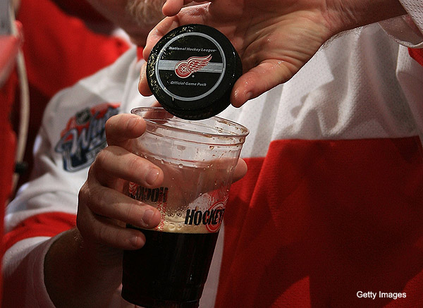 Drink it up: Puck Daddy's NHL Beer Cost Index for 2011-12