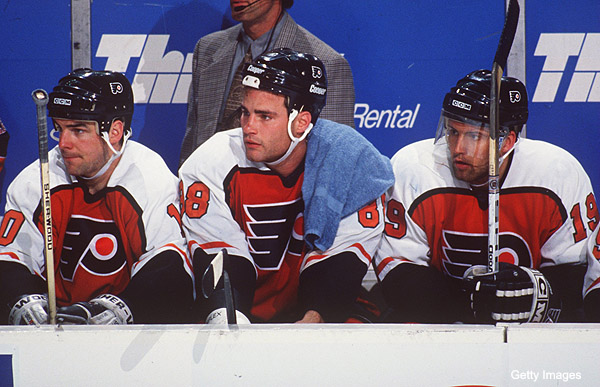 Eric Lindros: Winter Classic Legion of Doom reunion in the works