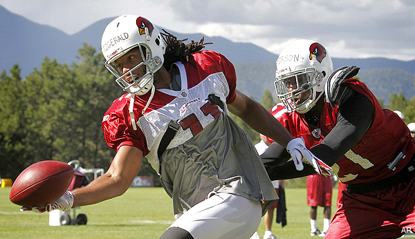 Larry Fitzgerald cashes in with Cardinals: New 8-year, $120 million deal