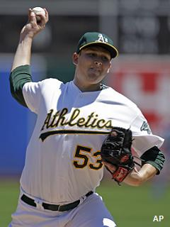D-Backs tighten grip on NL West with acquisition of Trevor Cahill
