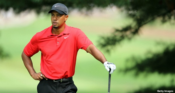 Tiger Woods has another roller coaster week