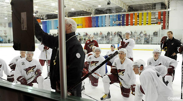 Bourne Blog: The high stakes of NHL prospect camps