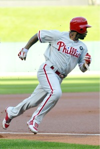 Dontrelle Willis helping Phillies land Jimmy Rollins?