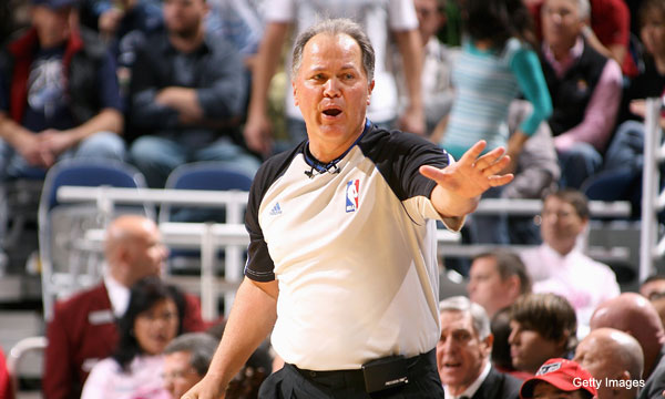 NBA ref puts stop to the state imprisonment of a friend who burglarized his house