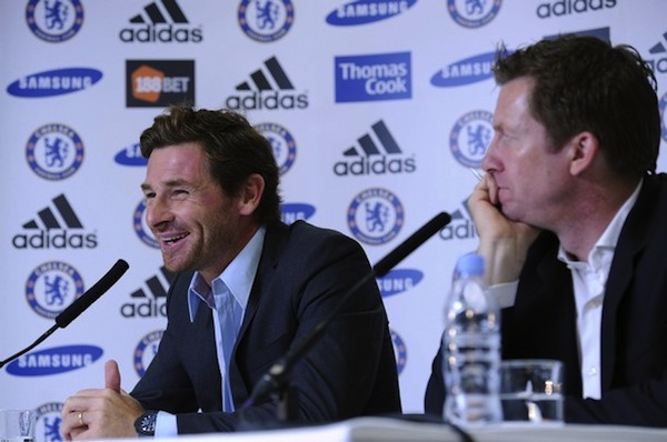 Villas-Boas says he couldve made more money at Porto than Chelsea