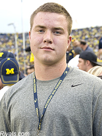 254591 Profile for 2013 U of M Commit Kyle Bosch