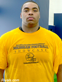 193056 Profile for 2011 U of M Recruit Chris Bryant