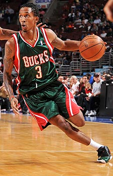 26520067cff4 The Knicks could have taken point guard Brandon Jennings in this year s NBA  Draft.