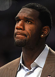 Greg Oden has not played since last December, when he needed surgery on his left knee.