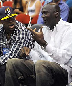Marcus Jordan Future NBA Prospect