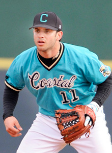 Tommy La Stella carries the Coastal Carolina offense into another campaign.