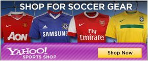 Get your favorite soccer gear!