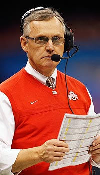 Jim Tressel potentially faced further sanctions from the NCAA beyond Ohio State's five-game suspension of him.