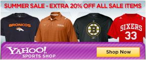 Get your favorite team gear!
