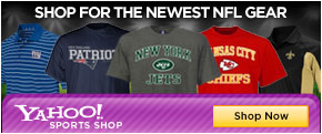 Shop for the newest NFL gear at the Yahoo Sports Shop