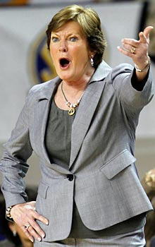 Tennessee women's basketball coach Pat Summitt, 59, has been diagnosed with an early form of dementia.