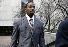 Javaris Crittenton was sentenced to a year of probation in January 2010 after pleading guilty to a misdemeanor gun charge stemming from a dispute with teammate Gilbert Arenas.