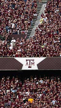 Texas A&M will become an official member of the SEC in July 2012.