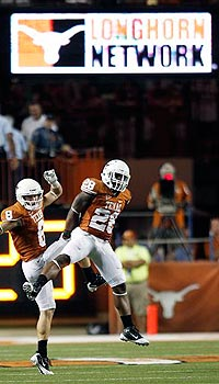 Texas' Longhorn Network has complicated the school's potential departure from the Big 12.