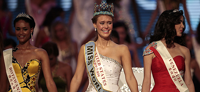 American Miss World  2010  | Nur Buzz World News24 :  winner world alexandria 2010