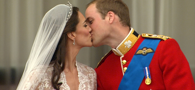 Royal Wedding pictures: Kate Middleton and Prince William