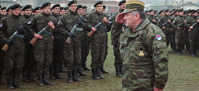 Ratko Mladic To Face War-Crimes Trial