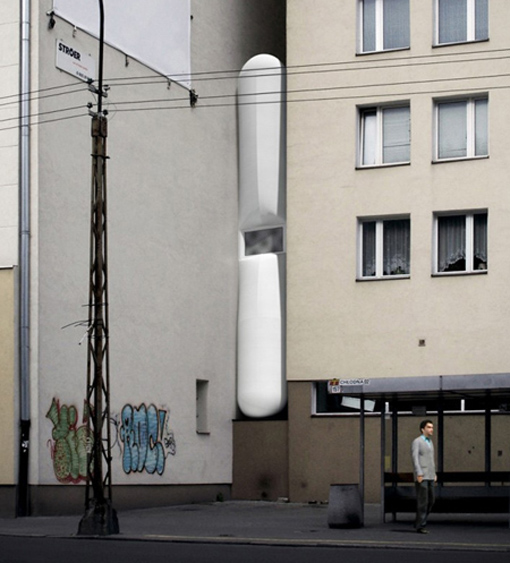 The World's Skinniest House?