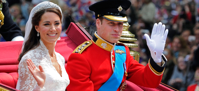 Royal Wedding pics: Kate Middleton and Prince William