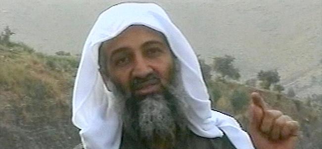 Bin Laden dead