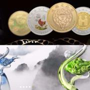 高品質銅幣鑄造 - 崇光金品