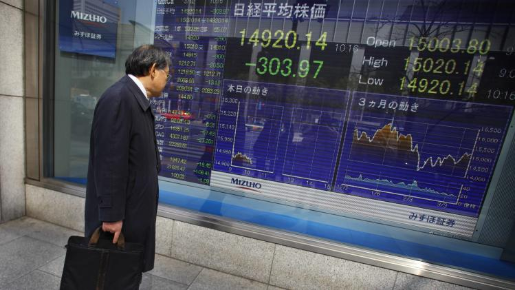 China worries continue to weigh on markets