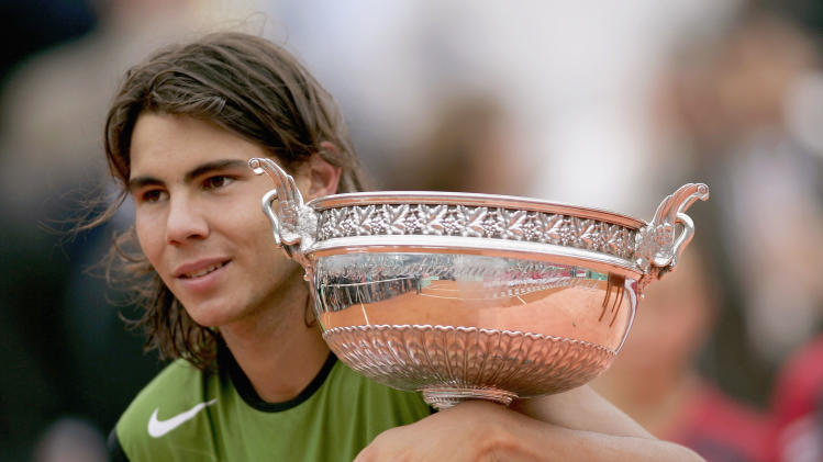 Rafa rules at Roland Garros