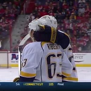 Mike Ribeiro Goal on Justin Peters (11:56/2nd)