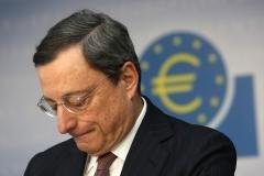 Draghi Walks on Ice as Portugal Fears Intensify
