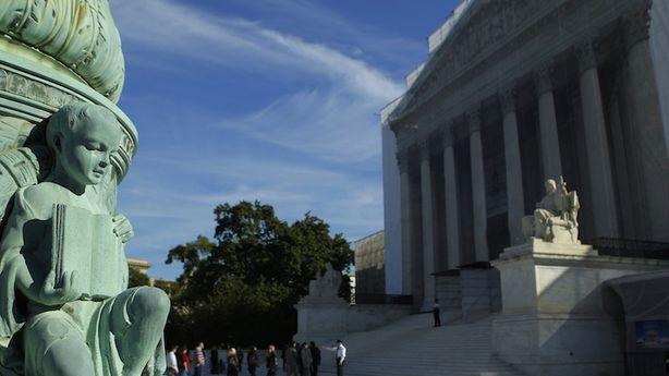 The Supreme Court Isn't Bothered By the NSA's Warrantless Wiretapping