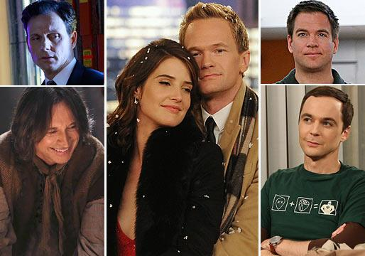 Ask Ausiello: Spoilers on Vampire Diaries, NCIS, Once, Scandal, HIMYM, Big Bang and More!